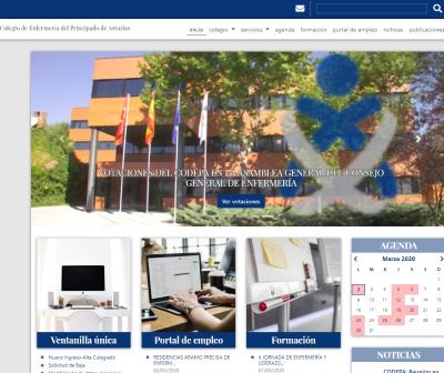 CODEPA: Colegio de Enfermería del Principado de Asturias